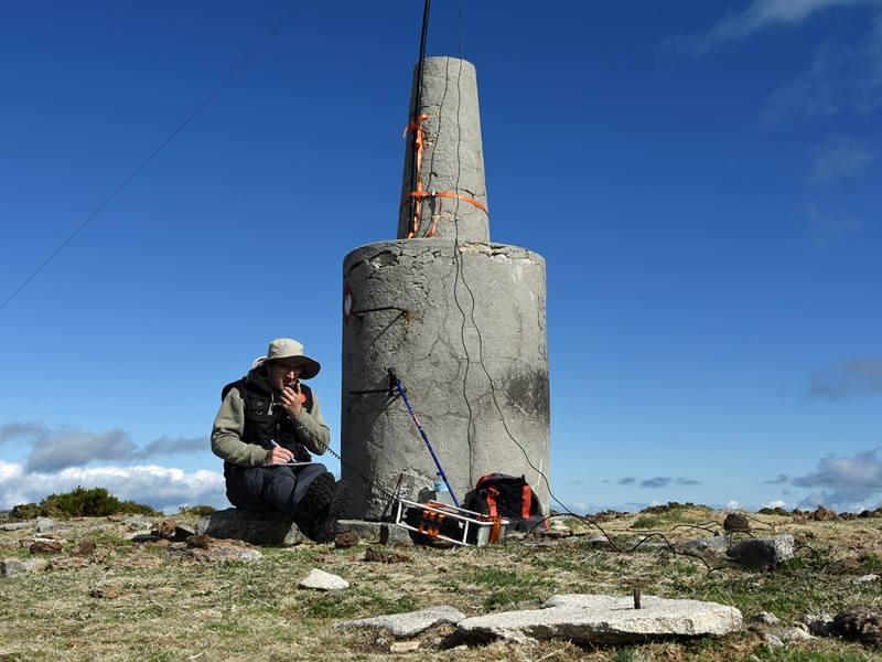 Activando o Alto da Pedrada (CT/MN-001)