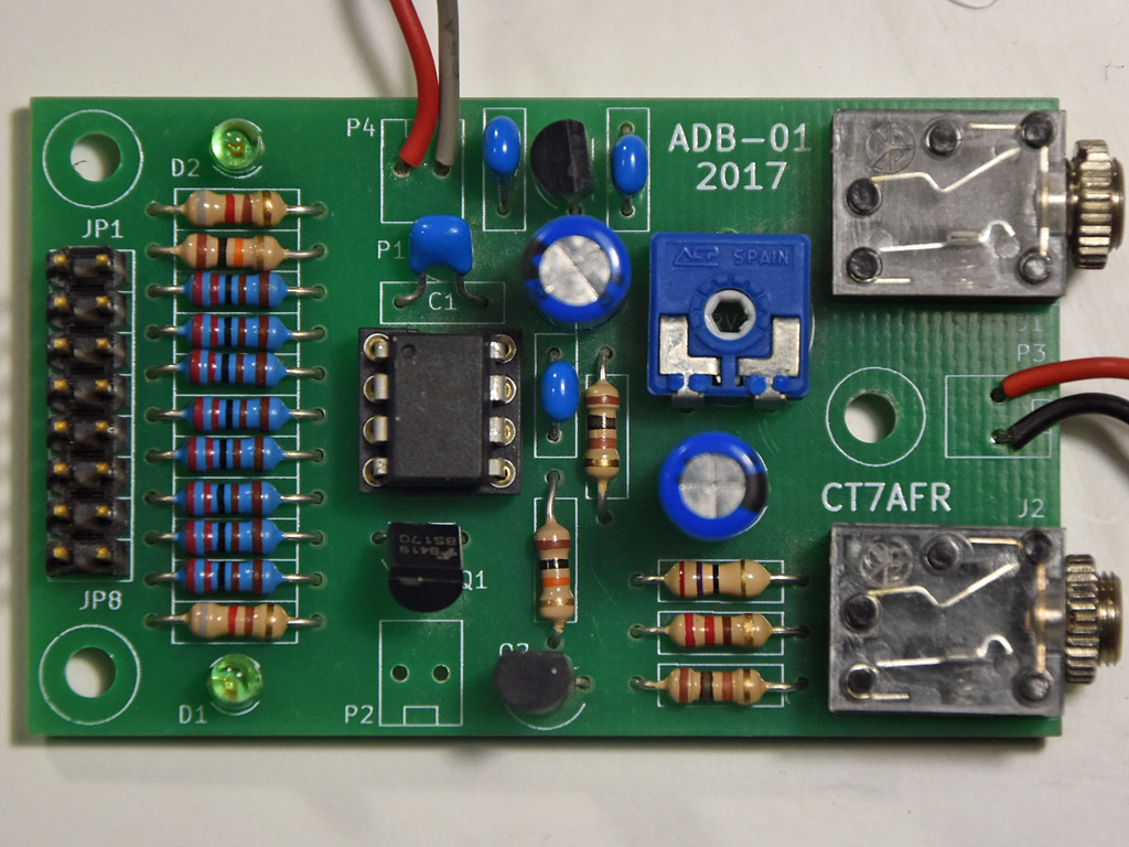 Aota On The Air Electronic Keyer Circuit Electrical Characteristics